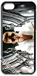 Justin Bieber Signed HD image case for iphone 5c black + Gift