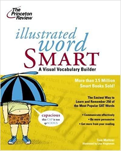 Illustrated Word Smart: A Visual Vocabulary Builder (Smart Guides) – June 22, 1999