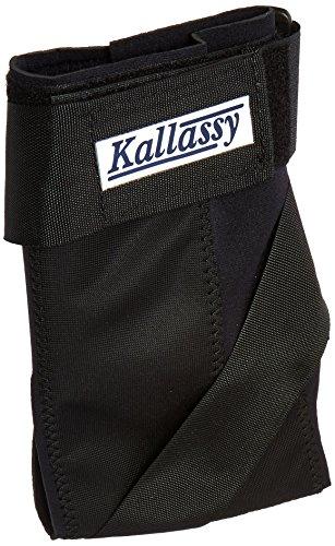 Procare 79-81487 Kallassy Ankle Support, Left, Large/X-Large, Black