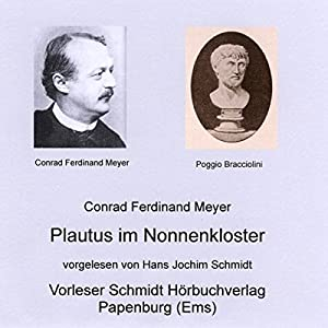 Plautus im Nonnenkloster Hörbuch