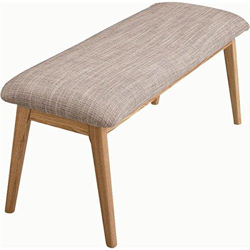 ベンチ椅子 ベンチチェア 【ナチュラル】 木製 天然木 高さ37cm 『モタ』 B0778MPSD4 ナチュラル ナチュラル