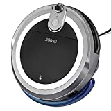 JISIWEI i3 Vacuum Cleaning Robot with Built-in HD Camera APP Remote Control for Android and iOS Smartphone (Grey)