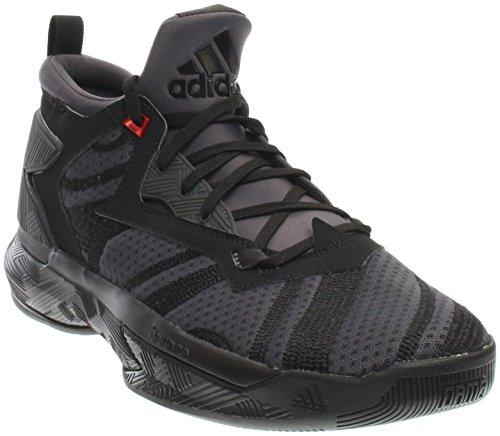 99e747f9ec62 Adidas D Lillard 2 Basketball Shoe - Black - Mens - 9.5 - Buy Online in Oman.