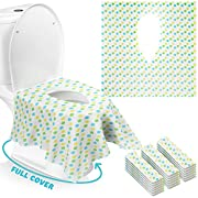 #LightningDeal Disposable Travel Toilet Potty Seat Covers