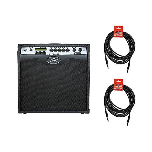 "Peavey Vypyr VIP 3 100 Watt 12"" Guitar Amplifier W/ MIDI + (2) Cables"