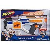 Nerf Exclusive N-Strike Elite Rayvenfire Motorized Rapid Fire Gun