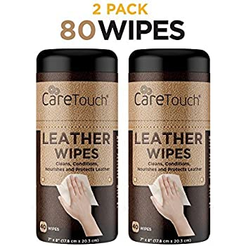 Guardsman Clean Amp Renew Leather Wipes 20 Count Removes