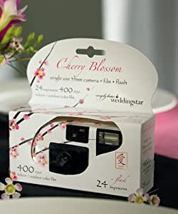 Weddingstar 8674 Single Use Camera- Cherry Blossom Design