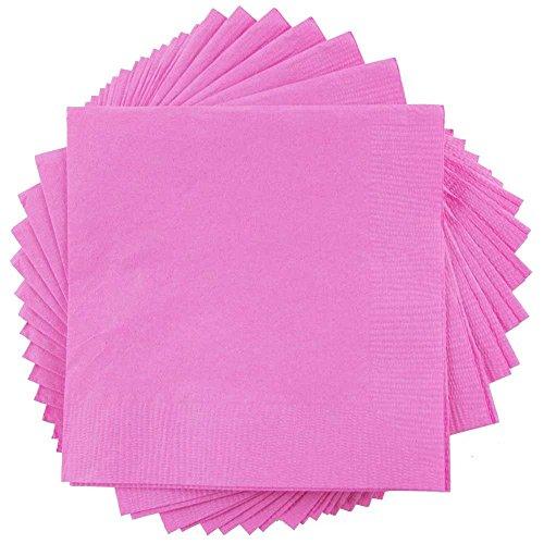 JAM Paper Small Beverage Napkins - 5