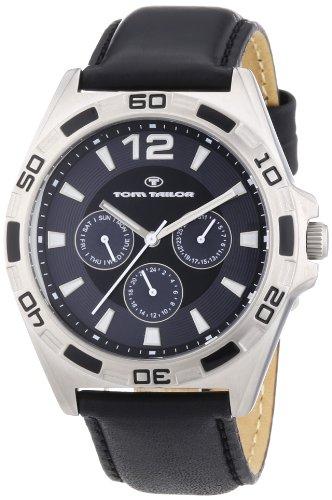 TOM TAILOR Herren-Armbanduhr Analog Quarz 5406201