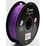 1.75mm Lavender PLA 3D Printer Filament - 1kg Spool (2.2 lbs) - Dimensional Accuracy +/- 0.03mm