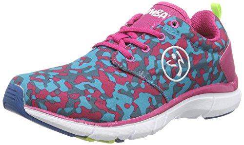 0aca69be4aaaf Zumba Women s Fly Print Dance Shoe