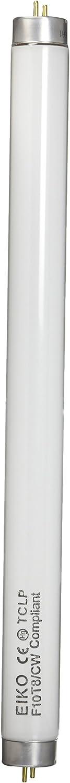 Eiko F13T8//CW 13W Cool White 4100K T-8 G13 Base Lamp Bulb