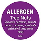 "DayMark IT117122 MoveMark Allergen Removable Circle Label, ""Tree Nuts"", 1"" Diameter, Purple (Roll of 1000)"