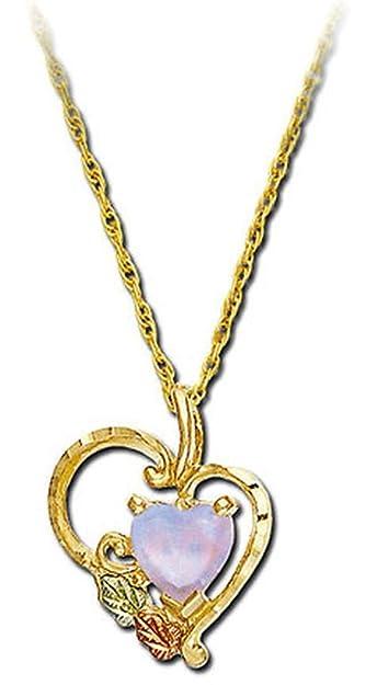 necklace Black hills gold