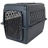 Petmate Aspen Pet Pet Porter, 50-70 LBS, Dark Gray
