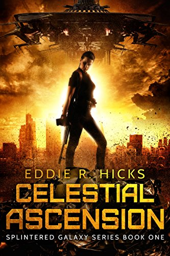 Celestial Ascension by Eddie R. Hicks