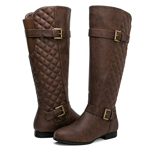 Women's KadiMaya16YY23 Boots (9 M US Women's, 06Brown)