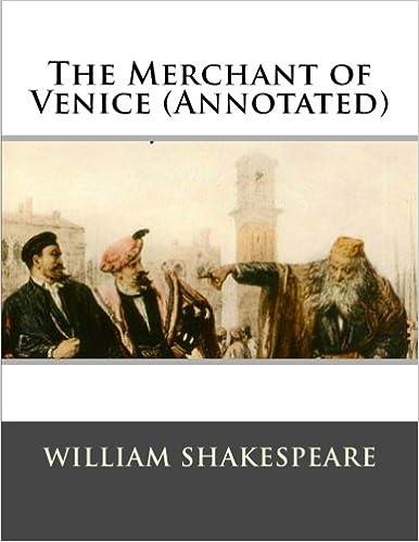 Amazon com: The Merchant of Venice (Annotated