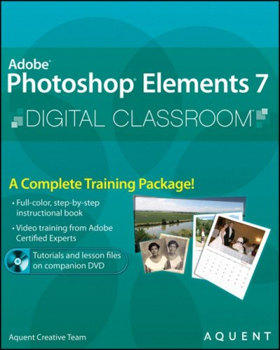 Photoshop Elements 7 Digital Classroom PDF