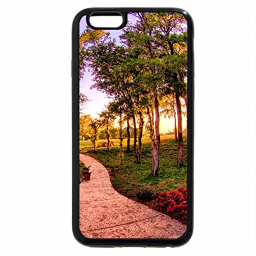 iPhone 6S / iPhone 6 Case (Black) ARCH to the WOODS