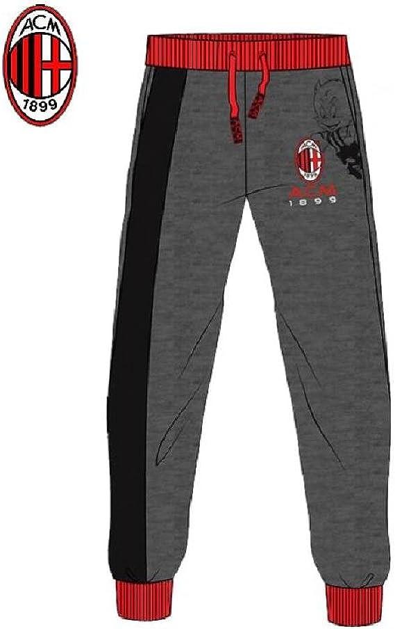 Pantaloni Felpati, Tuta Bimbo Ragazzo AC Milan * 19000 ...