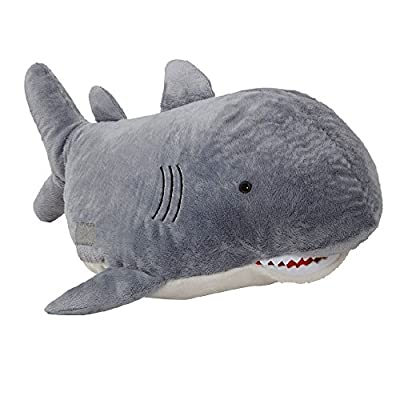 Official Discovery Channel Shark Pillow Pet