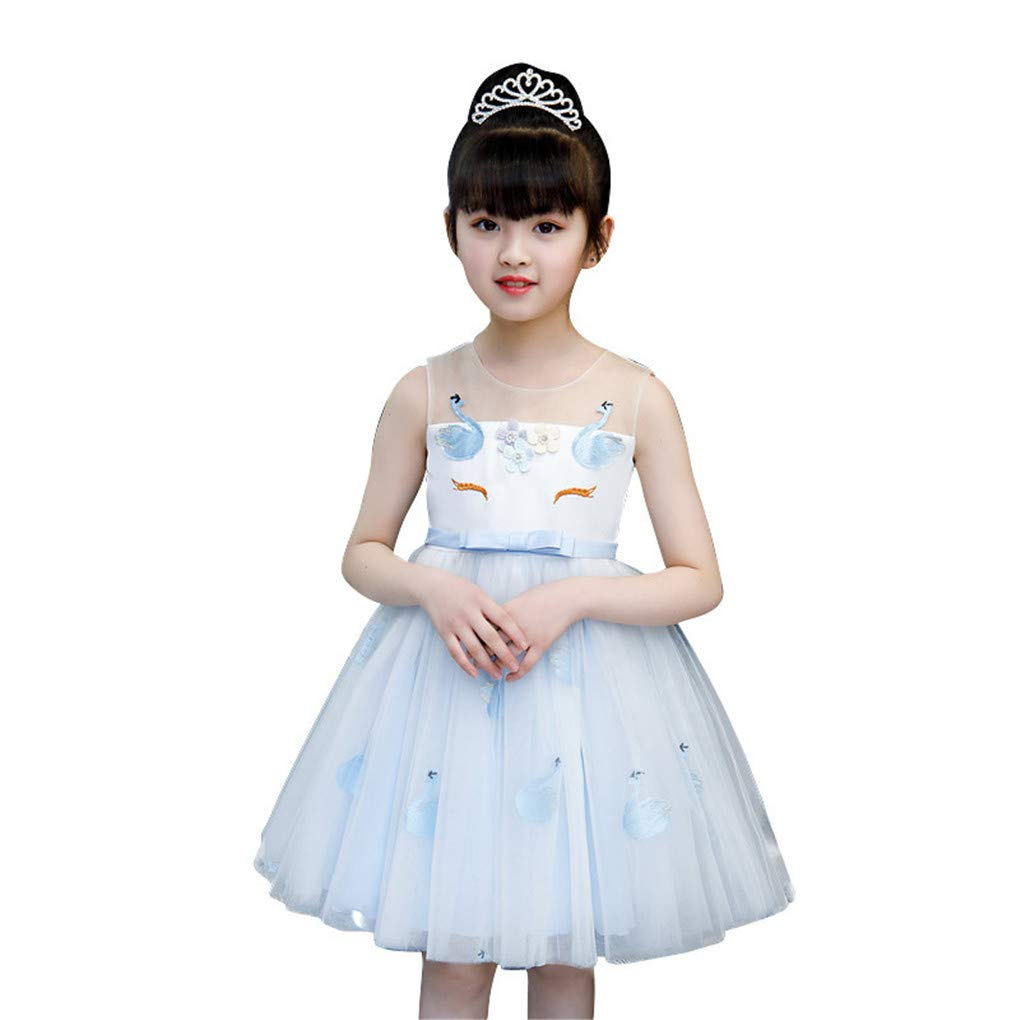 71fcfc5976b3 Amazon.com: Face Dream Girls Chinese Cheongsam Tutu Dresses Retro Embroidery  Princess Dresses 3-12T: Clothing