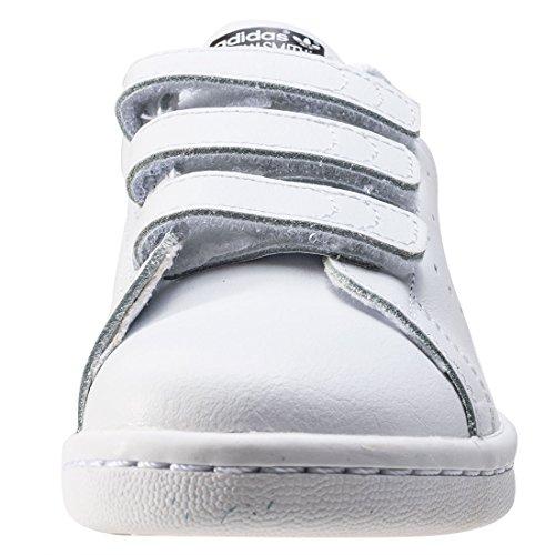 adidas M20607 - Zapatillas de tenis para niños White
