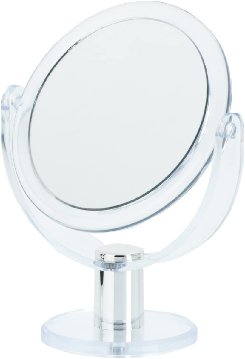 Danielle Enterprises Clear Vanity Mirror