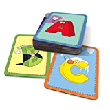 LeapFrog LeapReader Junior Book: Interactive Letter Factory Flash Cards (works with Tag Junior)