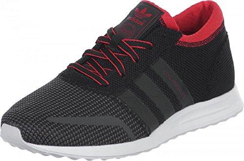 adidas Los Angeles Zapatillas Trainer s79027 negro/rojo