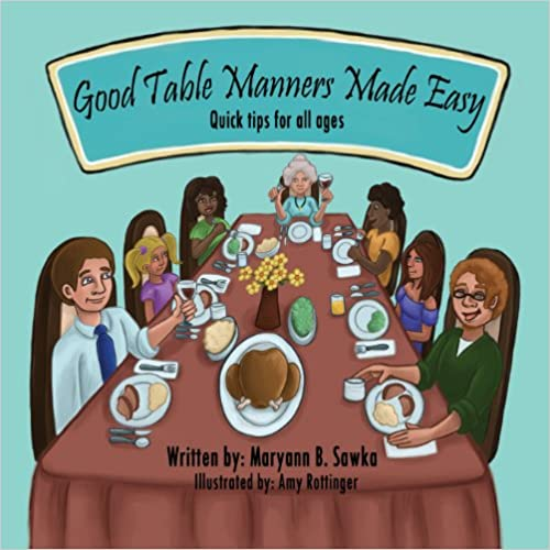 Download Good Table Manners Made Easy PDF, azw (Kindle), ePub