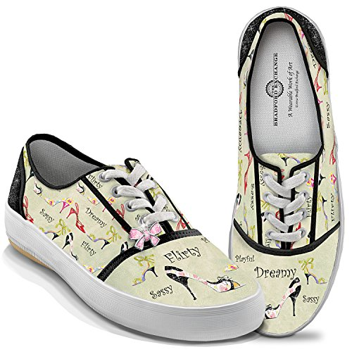 If The Shoe Fits Women's Canvas Fashion Shoes: 7 by The B...
