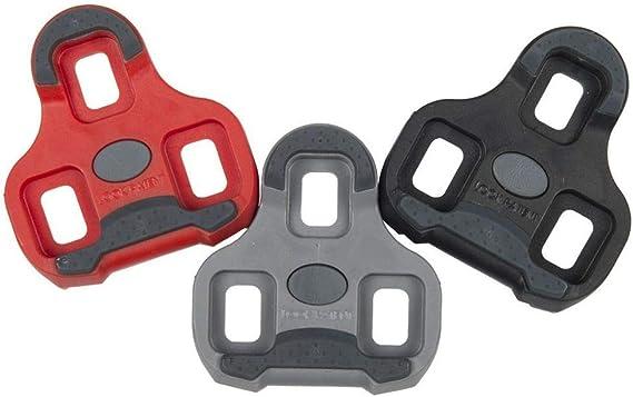 Cala para Look con tornillos Look Keo-Grip gris (juego): Amazon.es ...