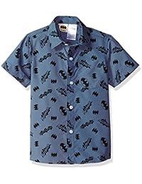 Boys' Short Sleeve Woven Shirt
