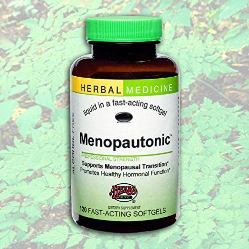 Cheap Herbs Etc – Menopautonic Alcohol Free – 120 Softgels