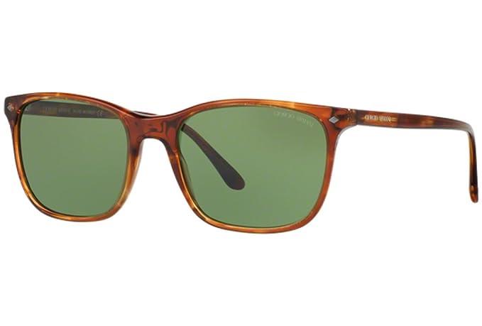 Amazon.com: Giorgio Armani Mens 0 ar8089, Verde, talla única ...