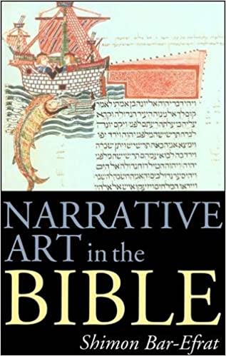 Narrative Art in the Bible (Bible and Literature)