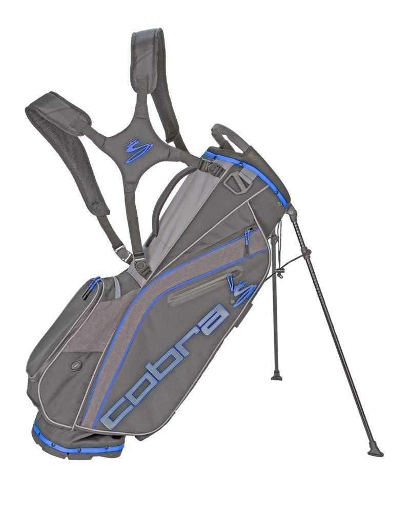 Cobra Golf 2019 Ultralight Stand Bag (Quiet Shade) by Cobra
