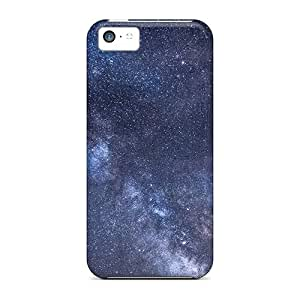 For Iphone Case, High Quality Milky Way Galaxy For Iphone 5c Cover Cases