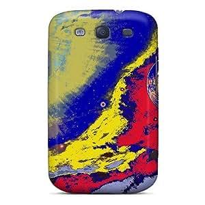 New Kosmiczny Kataklizm Tpu Case Cover, Anti-scratch FvQec1369KqcNA Phone Case For Galaxy S3