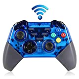 Linkstyle Controller for Nintendo Switch, Wireless Pro Gaming Remote Controller Bluetooth Gamepad Joypad with Turbo Fuction, Gyro Axis Function and Dual Motors Vibration