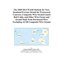 The 2009-2014 World Outlook for Non-Insulated Ferrous Strand for Prestressed Concrete, Composite Wire Strand Guard Rail Cable, and Other Wire Forms ... Wire Excluding ACSR Composite Wire Strand