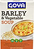 Goya Foods Vegetable Barley Dry Soup, 5 Ounce (Pack of 12)