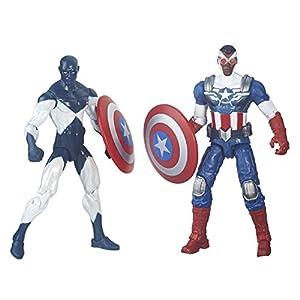Avengers MVL Shield Wielding Heroes Action Figure