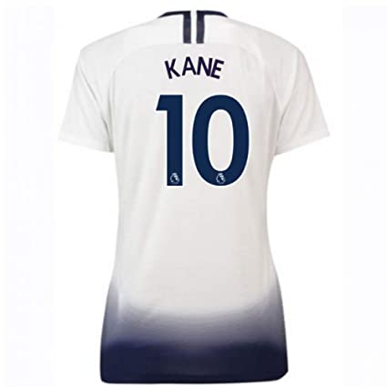ccad2b680f8 Amazon.com : 2018-2019 Tottenham Home Nike Ladies Football Soccer T-Shirt  Jersey (Harry Kane 10) : Sports & Outdoors