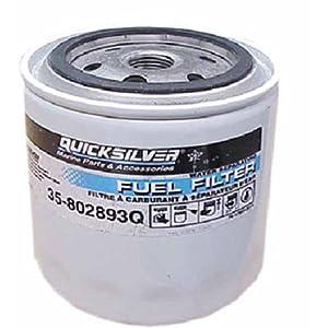 Genuine Mercury Outboard 15hp 2-Stroke 2-Cyl Fuel Filter Element 35-87946Q04