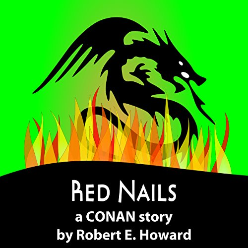 Bargain Audio Book - Red Nails