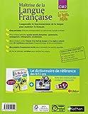 Image of Maîtrise de la langue française CM2 La balle aux mots (French Edition)
